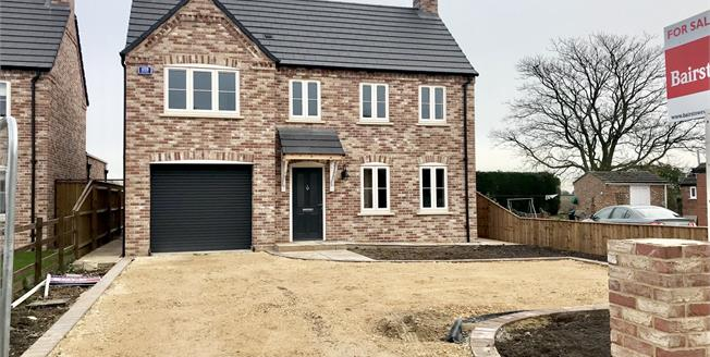Asking Price £399,950, 4 Bedroom Detached House For Sale in Spalding, PE12
