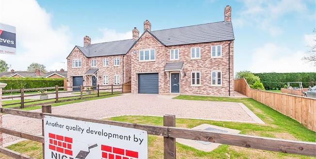 Asking Price £390,000, 4 Bedroom Detached House For Sale in Spalding, PE12
