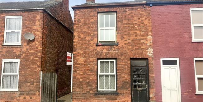 Asking Price £93,500, 3 Bedroom Semi Detached House For Sale in Boston, PE21