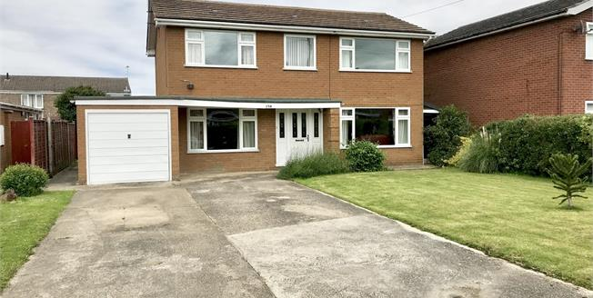 Fixed Price £217,500, 4 Bedroom Detached House For Sale in Boston, PE21