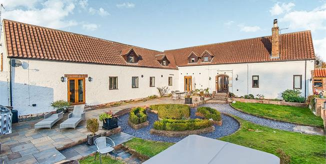 Asking Price £465,000, 4 Bedroom Detached House For Sale in Swineshead, PE20
