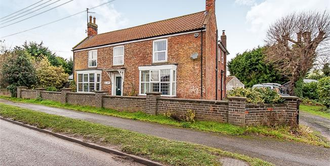 Asking Price £365,000, 6 Bedroom Detached House For Sale in Stickney, PE22