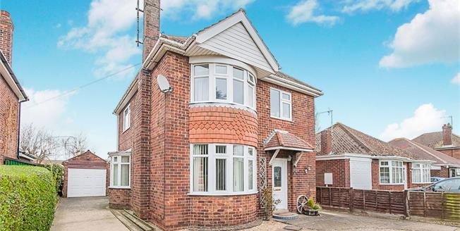 Asking Price £225,000, 3 Bedroom Detached House For Sale in Boston, PE21
