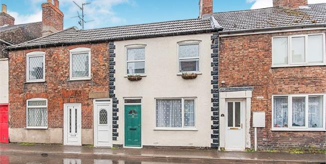 Asking Price £99,950, 2 Bedroom Terraced House For Sale in Boston, PE21
