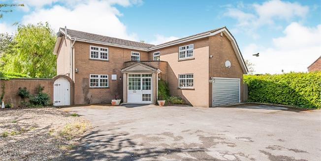 Asking Price £410,000, 6 Bedroom Detached House For Sale in Boston, PE21