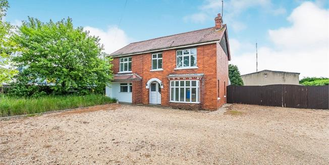 Offers in the region of £260,000, 4 Bedroom Detached House For Sale in Sutterton, PE20