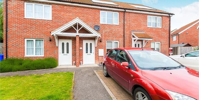 Fixed Price £60,000, 2 Bedroom Terraced House For Sale in Kirton, PE20