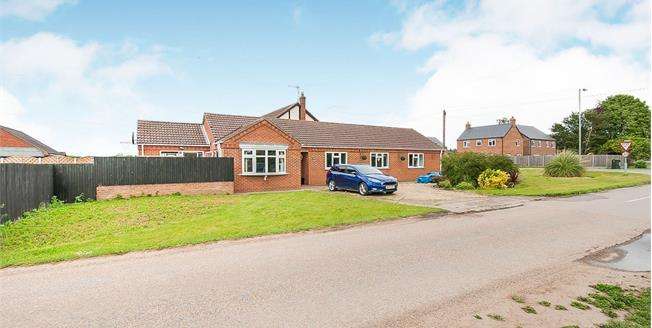 Asking Price £299,950, 4 Bedroom Detached Bungalow For Sale in Swineshead, PE20