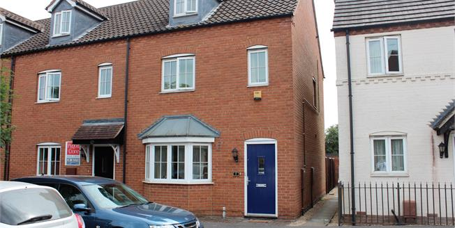 Offers in excess of £135,000, 3 Bedroom End of Terrace House For Sale in Kirton, PE20