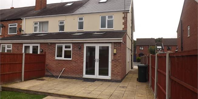 Asking Price £240,000, 4 Bedroom End of Terrace House For Sale in Nottingham, NG11