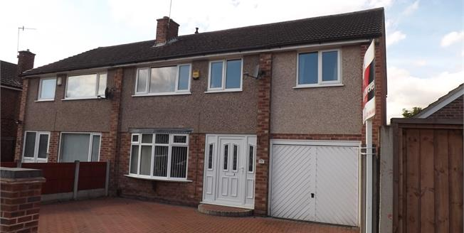 Offers Over £235,000, 4 Bedroom Semi Detached House For Sale in Nottingham, NG11