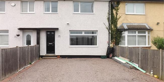 Asking Price £130,000, 3 Bedroom Terraced House For Sale in Nottingham, NG11
