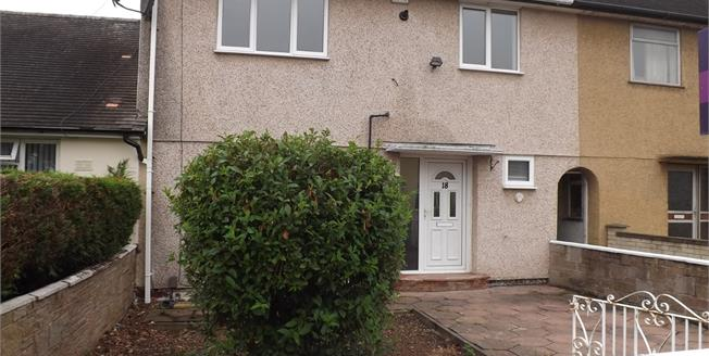 Asking Price £105,000, 3 Bedroom Terraced House For Sale in Nottingham, NG11