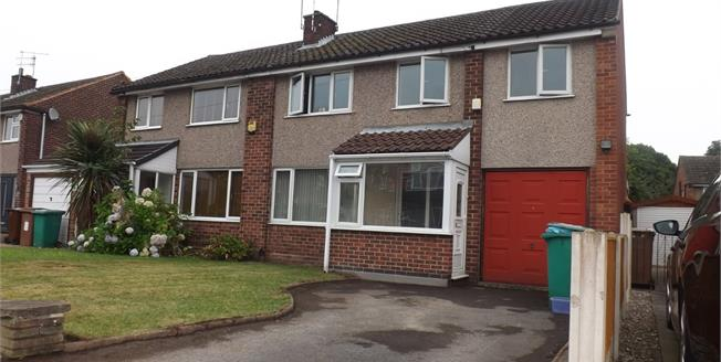 Offers Over £210,000, 4 Bedroom Semi Detached House For Sale in Nottingham, NG11