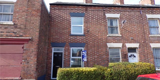 Fixed Price £185,000, 2 Bedroom Terraced House For Sale in Ruddington, NG11