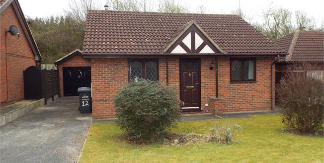 Fixed Price £200,000, 2 Bedroom Detached Bungalow For Sale in Allestree, DE22