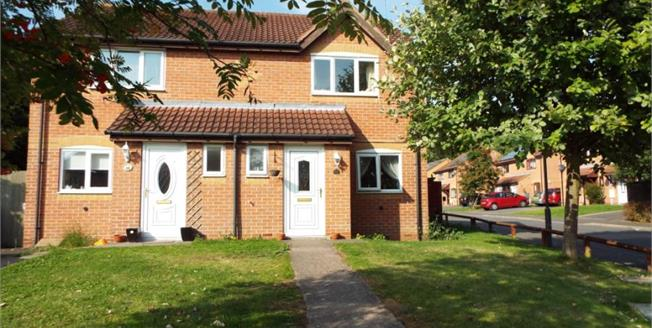 Guide Price £70,000, 3 Bedroom Semi Detached House For Sale in Oakwood, DE21