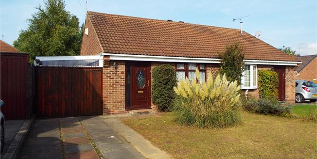 Offers Over £130,000, 2 Bedroom Semi Detached Bungalow For Sale in Alvaston, DE24