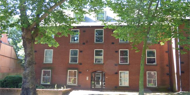 Asking Price £95,000, 2 Bedroom Flat For Sale in Derby, DE1