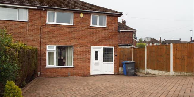 Offers Over £180,000, 3 Bedroom Semi Detached House For Sale in Mickleover, DE3