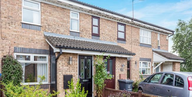 Offers Over £115,000, 2 Bedroom Terraced House For Sale in Derby, DE21