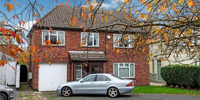 £375,000, 4 Bedroom Detached House For Sale in Burbage, LE10