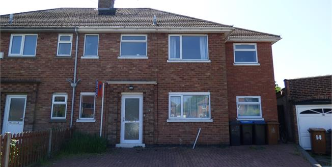 Offers Over £185,000, 4 Bedroom Semi Detached House For Sale in Burbage, LE10