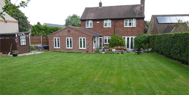 Offers in excess of £400,000, 4 Bedroom Detached House For Sale in Hinckley, LE10