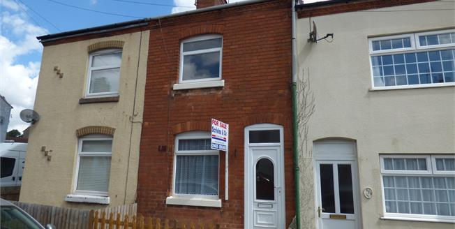 Asking Price £106,000, 2 Bedroom Terraced House For Sale in Hinckley, LE10