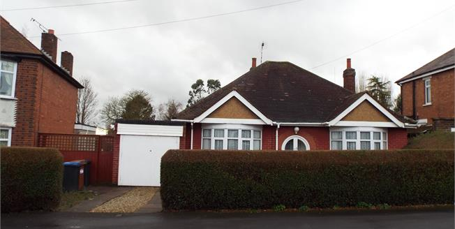 Offers in excess of £300,000, Detached Bungalow For Sale in Hinckley, LE10