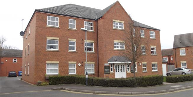 Offers Over £115,000, 2 Bedroom Flat For Sale in Nuneaton, CV11
