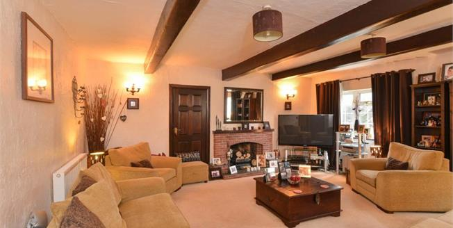 Offers Over £440,000, 5 Bedroom Detached House For Sale in Brinsley, NG16