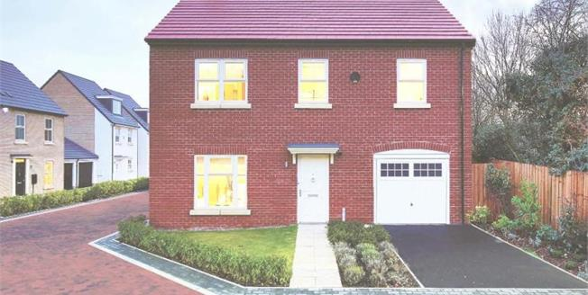 £269,995, 4 Bedroom Detached House For Sale in Hucknall, NG15