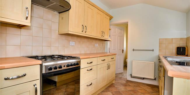 £120,000, 2 Bedroom Semi Detached House For Sale in Underwood, NG16