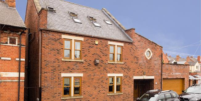 Offers in the region of £280,000, 4 Bedroom Detached House For Sale in Hucknall, NG15