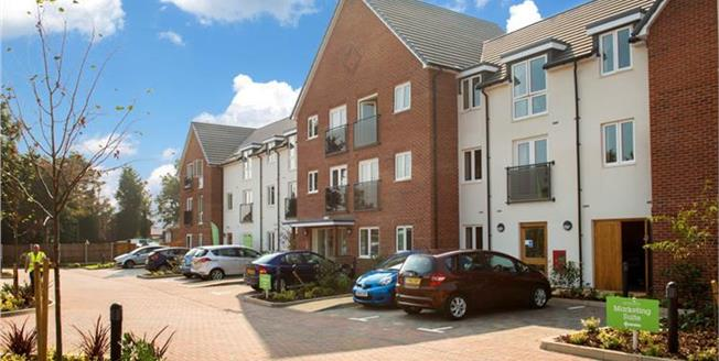 £161,950, 1 Bedroom Flat For Sale in Hucknall, NG15