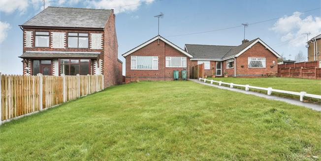Offers in the region of £180,000, 2 Bedroom Detached Bungalow For Sale in Underwood, NG16