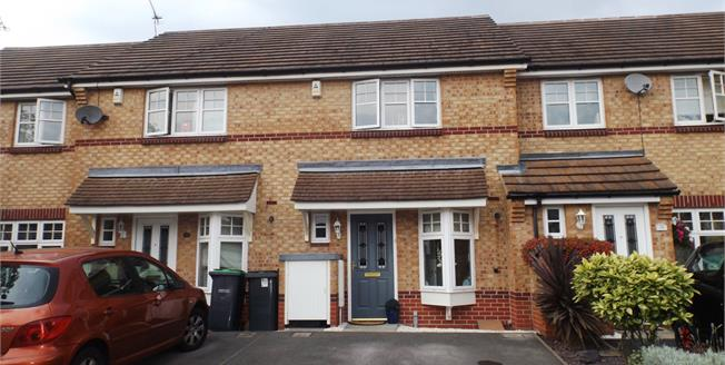 Offers Over £120,000, 2 Bedroom Terraced House For Sale in Hucknall, NG15