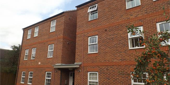 Offers Over £90,000, 2 Bedroom Flat For Sale in Hucknall, NG15