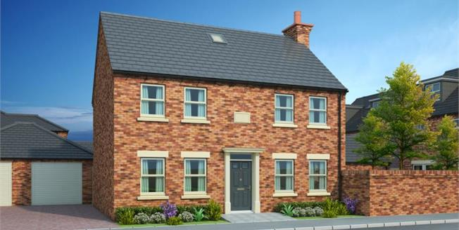 £385,000, 4 Bedroom House For Sale in Hucknall, NG15