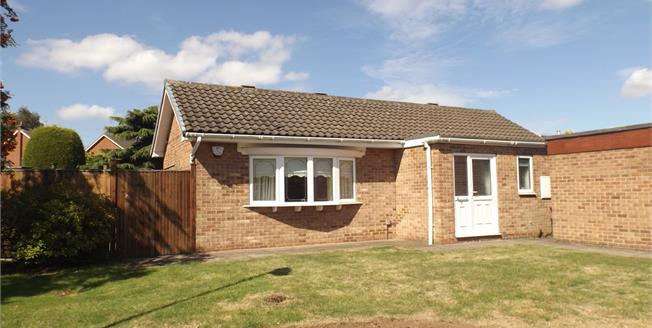 Offers in the region of £249,950, 3 Bedroom Detached Bungalow For Sale in Hucknall, NG15