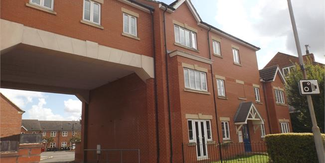 Offers Over £85,000, 2 Bedroom Flat For Sale in Hucknall, NG15