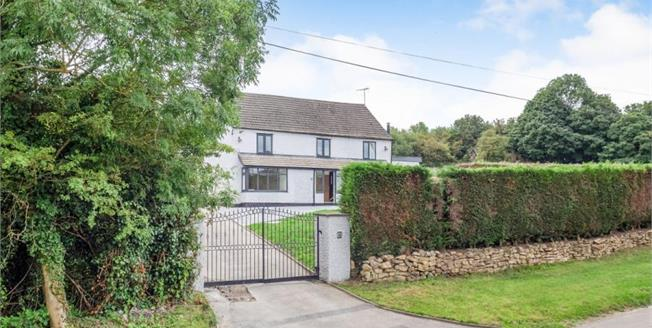 £499,950, 4 Bedroom Detached House For Sale in Kimberley, NG16