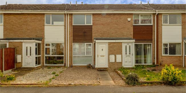 Offers in the region of £120,000, 2 Bedroom Terraced House For Sale in Hucknall, NG15