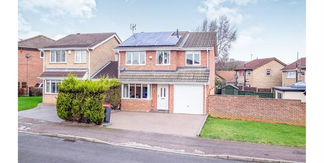 Offers Over £240,000, 5 Bedroom Detached House For Sale in Hucknall, NG15