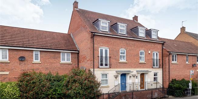 Guide Price £180,000, 4 Bedroom Semi Detached House For Sale in Hucknall, NG15