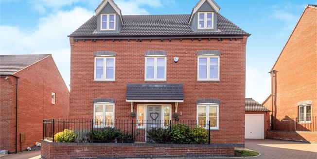 Guide Price £375,000, 5 Bedroom Detached House For Sale in Hucknall, NG15