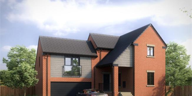Price on Application, 4 Bedroom Detached House For Sale in Bestwood Village, NG6