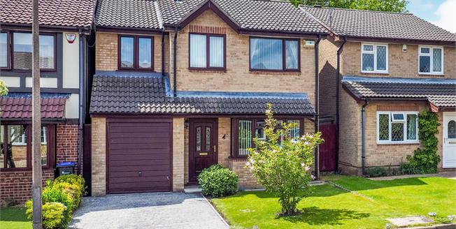 Asking Price £230,000, 4 Bedroom Detached House For Sale in Hucknall, NG15