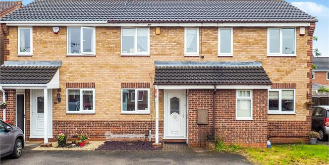 Offers Over £125,000, 2 Bedroom Terraced House For Sale in Hucknall, NG15